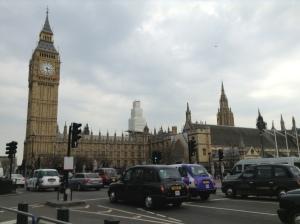 Nosso amigo Ben e o Parlamento